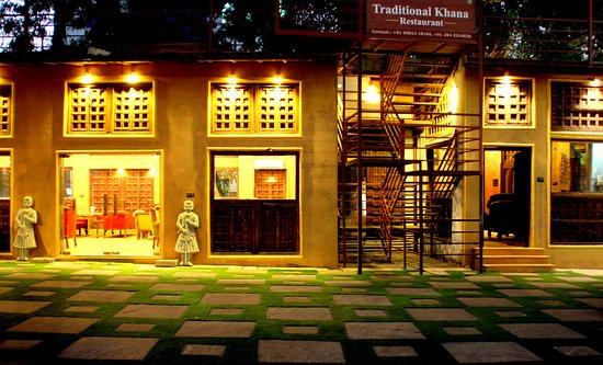 Traditional khana udaipur restaurant reviews phone