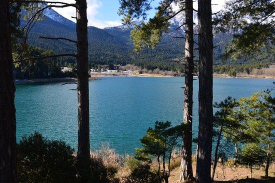 Goura, Grécia: λίμνη δόξα
