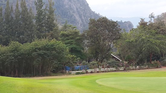 Khao Yai National Park, Tailandia: Khaoyai Golf Club