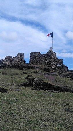 Marigot, St. Maarten-St. Martin: Ruins of Fort Louis