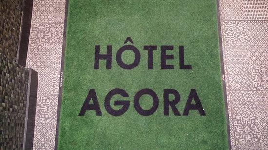 Hotel Agora: Entry Hall