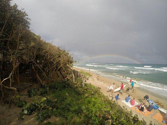PauHana Surf School: playa encuentro