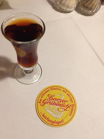 Sauerbrey Hotel: Absacker