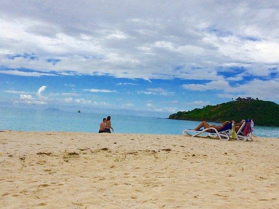 Saint Mary Parish, Antigua: Quiet Beach (Right hand Side)