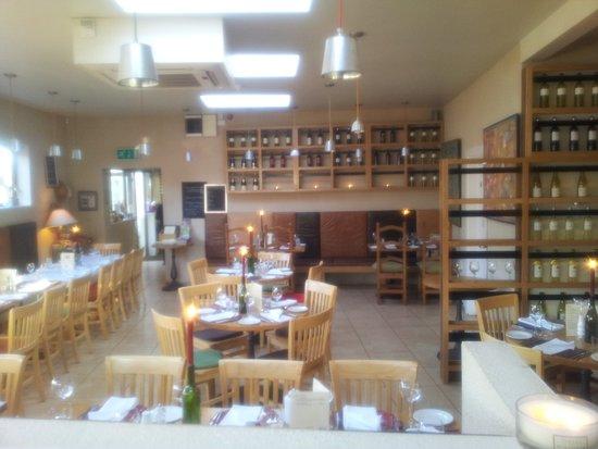 Dunmore East, Irlandia: Evening Menu every Friday & Saturday night