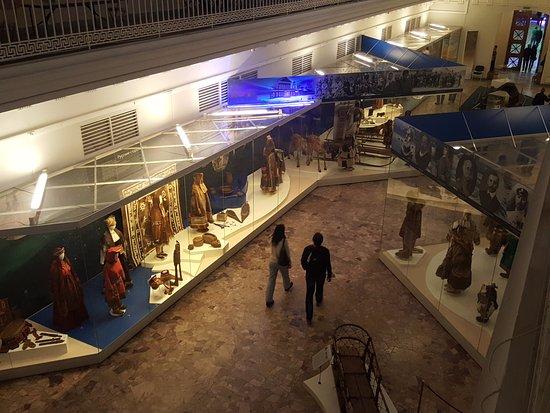 Российский этнографический музей: зал северных народов