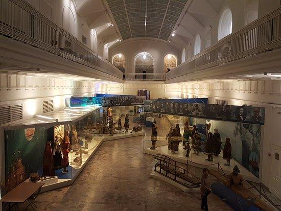 Российский этнографический музей: Зал северных народов 2