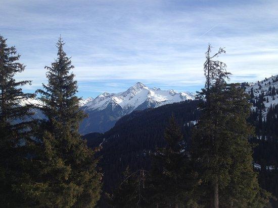 Hippach, Austria: Ausblick