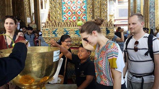 Bangkok Walking Adventures - Day Tours: baptisme