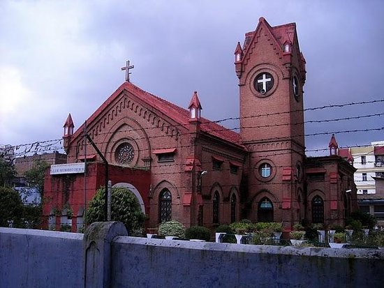 ‪Kanpur Memorial Church‬