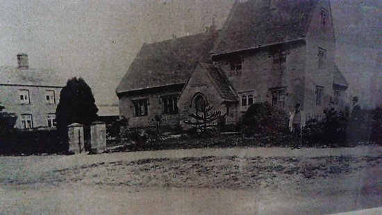 Little Compton, UK: Times gone by....1854 and the very first term at The Old School