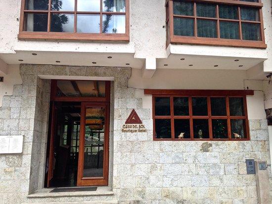 Casa del Sol Machupicchu Photo
