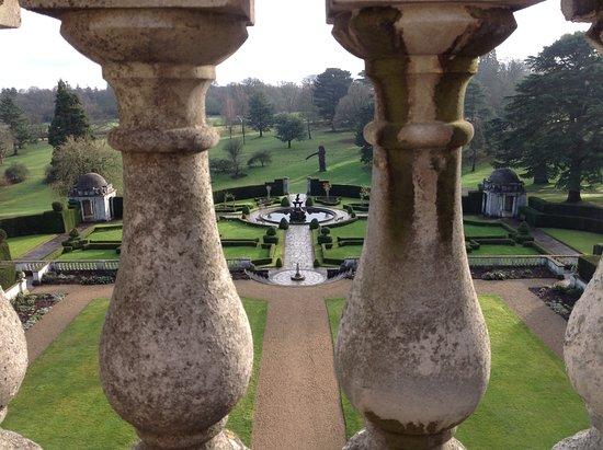 Beat away the January Blues at Luton Hoo.