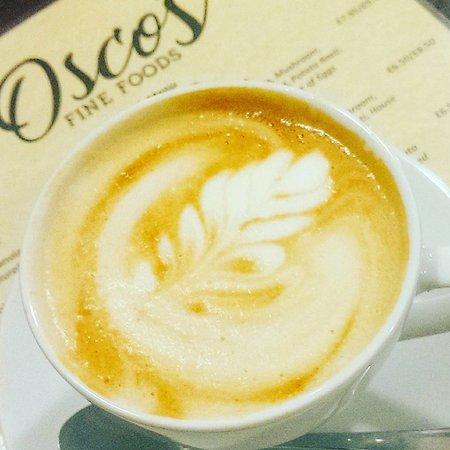 Bidford-on-Avon, UK: Monsoon Estates coffee is hand roasted locally near Stratford-upon-Avon.