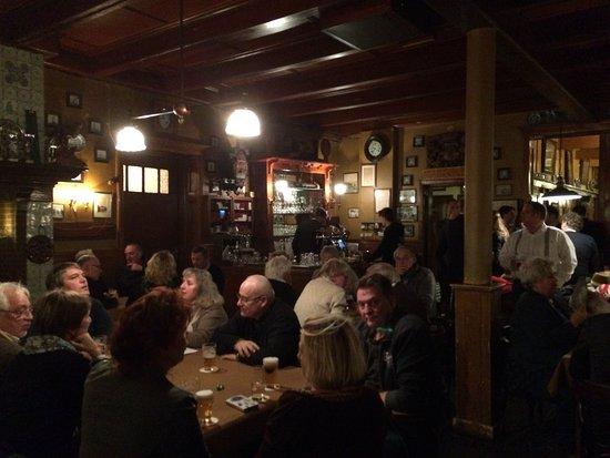 Schiermonnikoog, The Netherlands: bar
