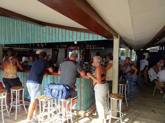 Baren på Copacabana