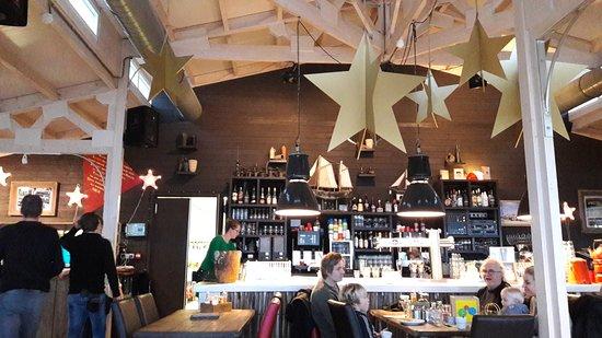 Terschelling, Belanda: Strandpaviljoen De Branding