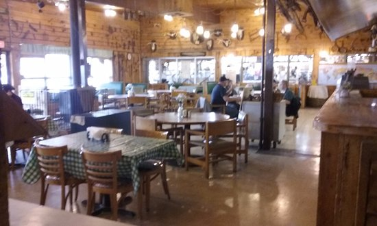 Peach Springs, AZ: restaurant