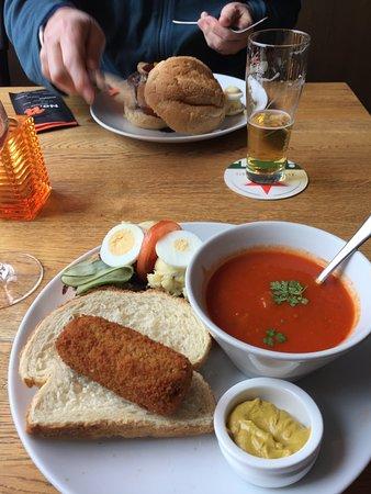Lemmer, Países Bajos: Brasserie NO 14 special