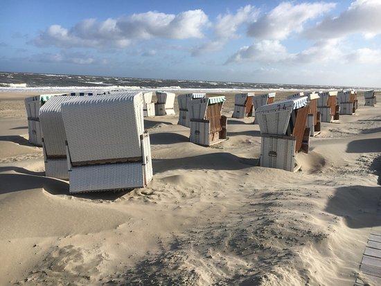 Baltrum: Ξενοδοχεία