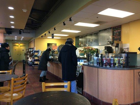 Cafe Cozy Corner Washington Dc