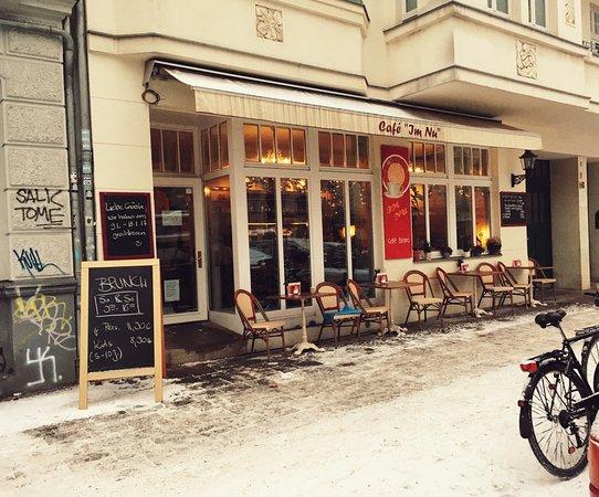 Café Im Nu Berlin Pankow Bezirk Restaurant Bewertungen