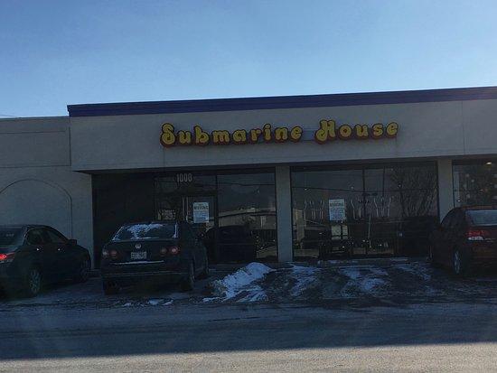 Submarine House, Washington Township   Menu, Prices U0026 Restaurant Reviews    TripAdvisor