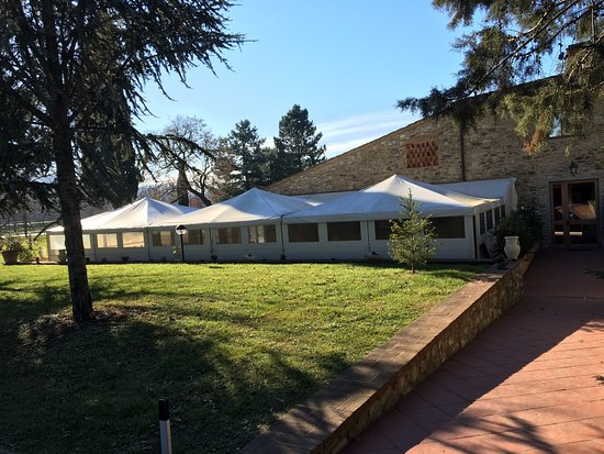 Montebonello, Ιταλία: Pian d'Ercole Dezember2016