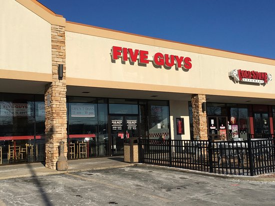 Centerville, OH: Five Guys