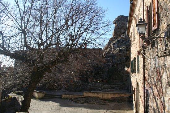 Roccatederighi, Włochy: scorci