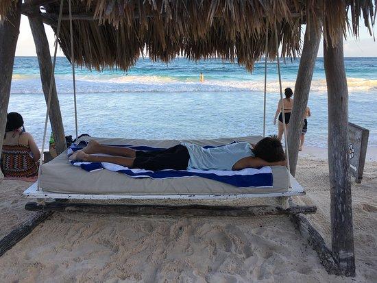 Posada Margherita: A nap at the edge of the sea