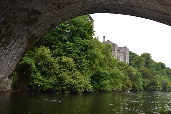 Zamek w Lismore.