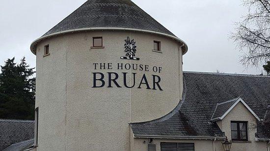Blair Atholl, UK: Aankomst