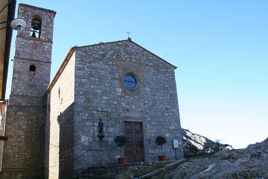 Roccatederighi, Włochy: Facciata