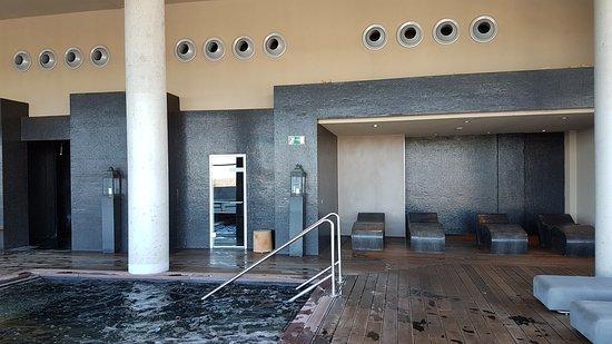 Valbusenda Hotel Bodega & Spa: Magnífico Spa