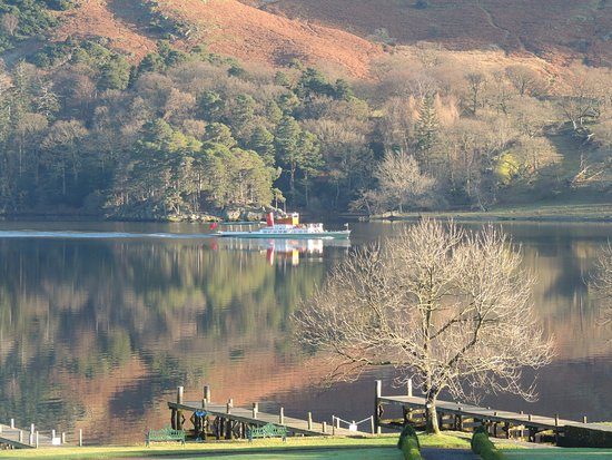 Glenridding, UK: View from lake view room