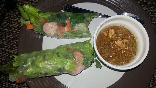 Gruß aus der Küche - Picture of The Best Food Bistro, Ko Chang ...