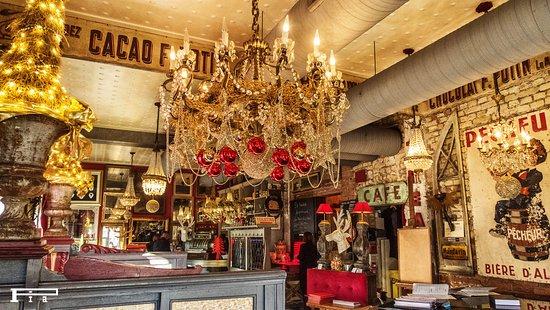 Une décoration de goût - Bild von Restaurant Le Theatre, Colmar ...