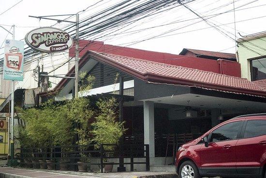 Metro Manila, Filipinas: Sinangag Express