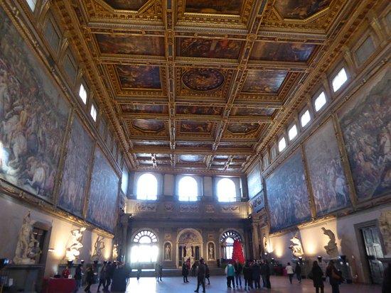 Sala Dei 500 Firenze.Sala Dei 500 Solo Un Altra Idea Di Immagine Di Casa