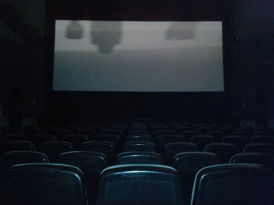 Palacio de la prensa cinema madrid spanien omd men for Sala 0 palacio de la prensa
