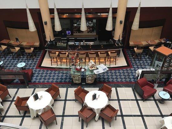 Steigenberger Hotel de Saxe: Hotelbar