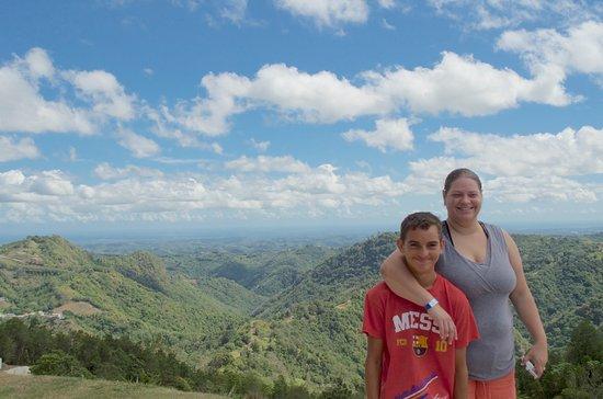 Toro Verde Nature Adventure Park: the view