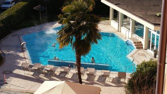 Hotel Aqua: Piscina esterna