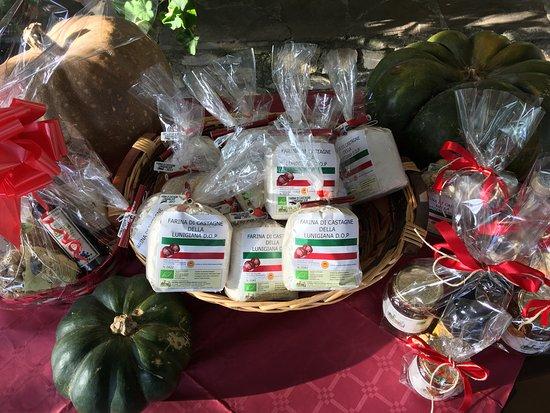 Licciana Nardi, Italia: Agriturismo Montagna Verde