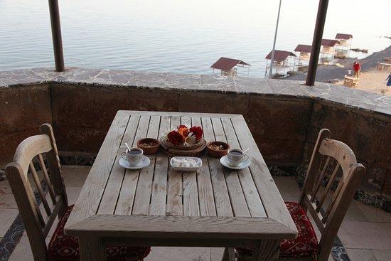 Ahlat, Turkey: süit oda balkonu