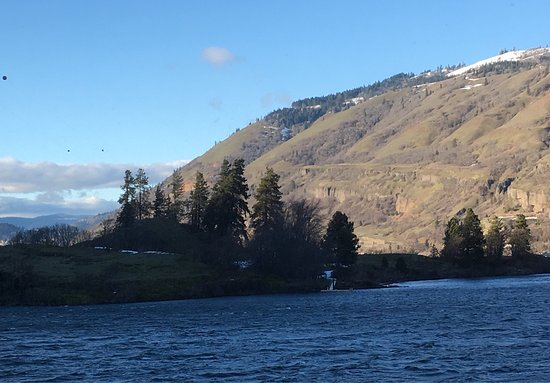 Hood River, OR: Columbia River Gorge