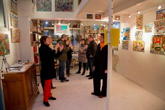 Galerie Les Echappees de L'art