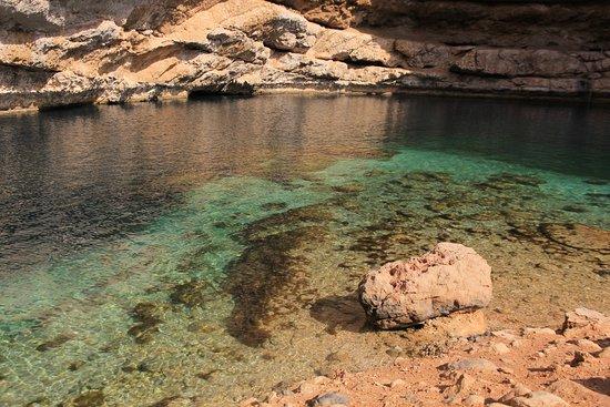 Dibba Al Bay Ah, Oman: Bimmah Sinkhole