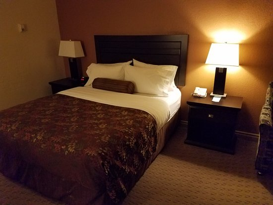 Days Inn High Level : Modern rooms